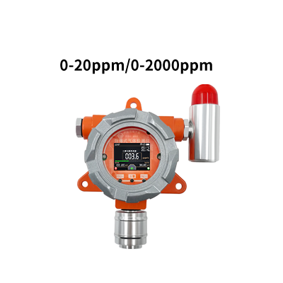 固定式二氧化氮气体报警器