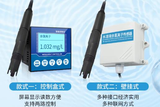 水质余氯离子检测仪