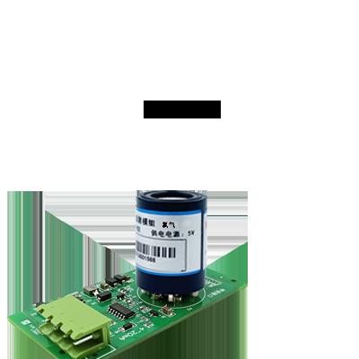 电化学氯气传感器
